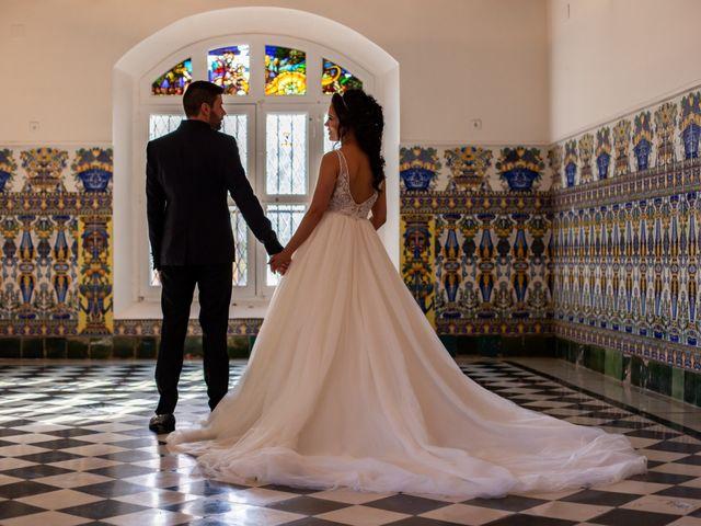 La boda de Juanjo y Blanca en Banyeres Del Penedes, Tarragona 1