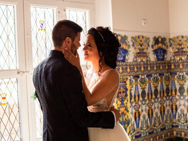 La boda de Juanjo y Blanca en Banyeres Del Penedes, Tarragona 58