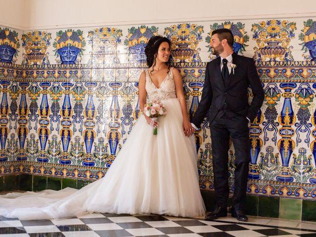 La boda de Juanjo y Blanca en Banyeres Del Penedes, Tarragona 59