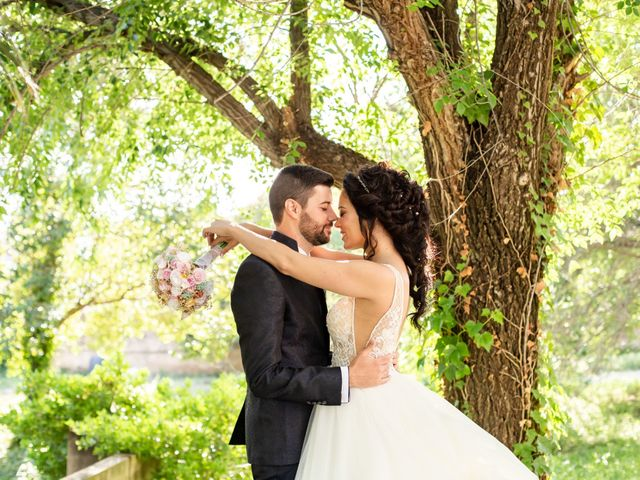 La boda de Blanca y Juanjo
