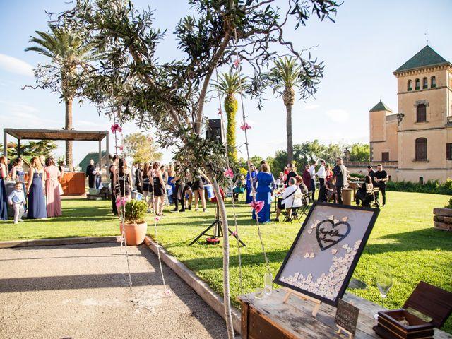 La boda de Juanjo y Blanca en Banyeres Del Penedes, Tarragona 65