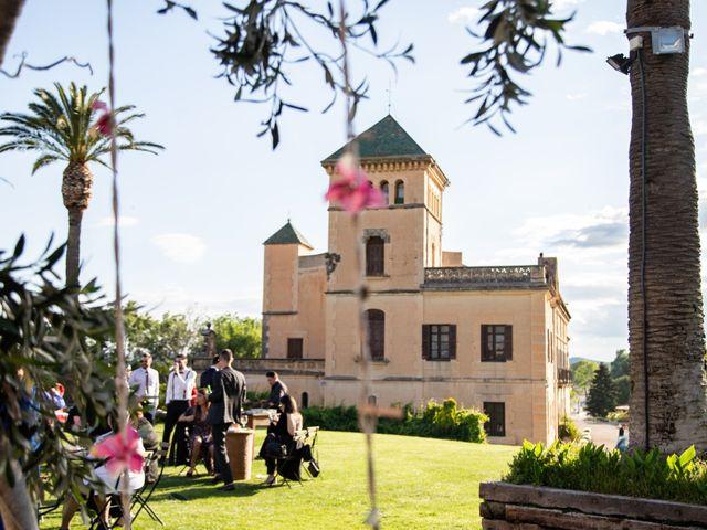 La boda de Juanjo y Blanca en Banyeres Del Penedes, Tarragona 66