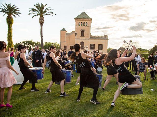 La boda de Juanjo y Blanca en Banyeres Del Penedes, Tarragona 67