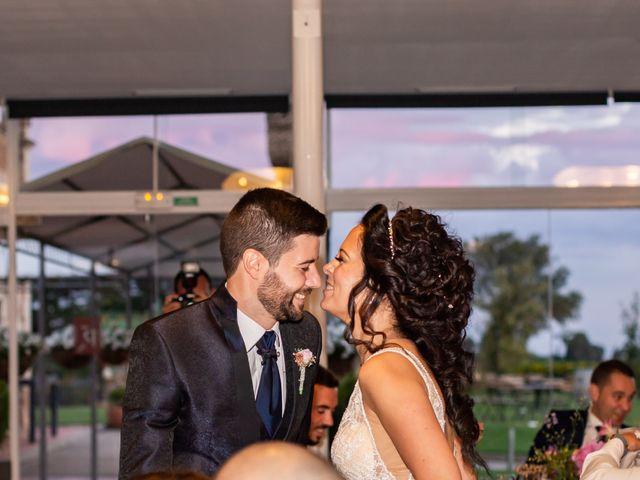 La boda de Juanjo y Blanca en Banyeres Del Penedes, Tarragona 83