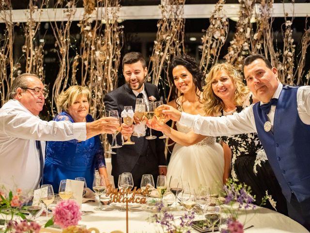 La boda de Juanjo y Blanca en Banyeres Del Penedes, Tarragona 84