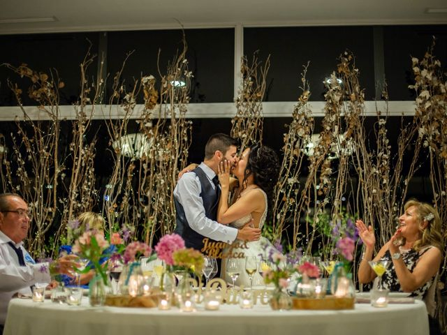 La boda de Juanjo y Blanca en Banyeres Del Penedes, Tarragona 86