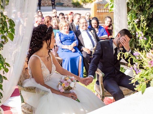 La boda de Juanjo y Blanca en Banyeres Del Penedes, Tarragona 49
