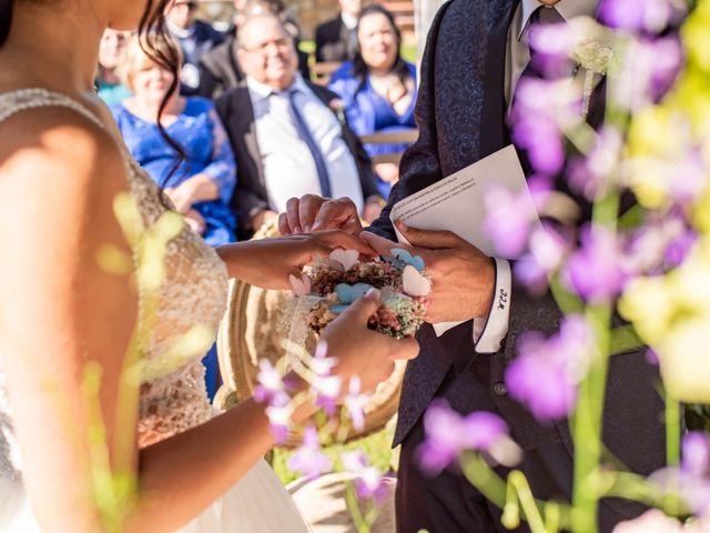 La boda de Juanjo y Blanca en Banyeres Del Penedes, Tarragona 48