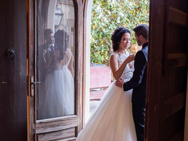 La boda de Juanjo y Blanca en Banyeres Del Penedes, Tarragona 51