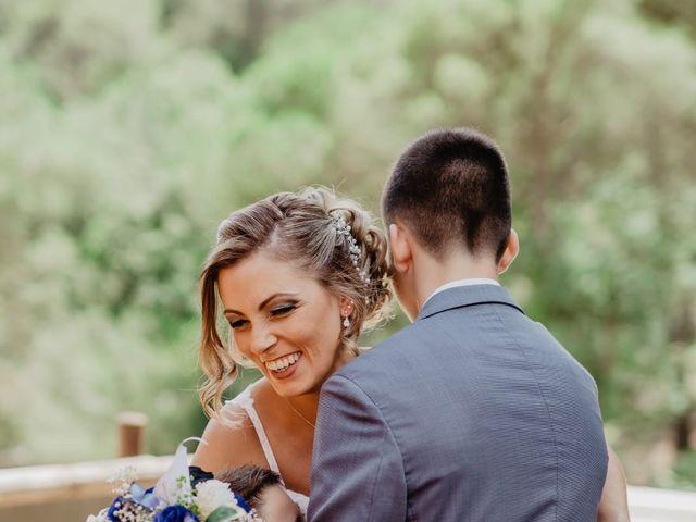 La boda de David y Vanesa en Palau De Plegamans, Barcelona 17