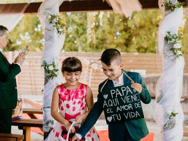 La boda de David y Vanesa en Palau De Plegamans, Barcelona 24