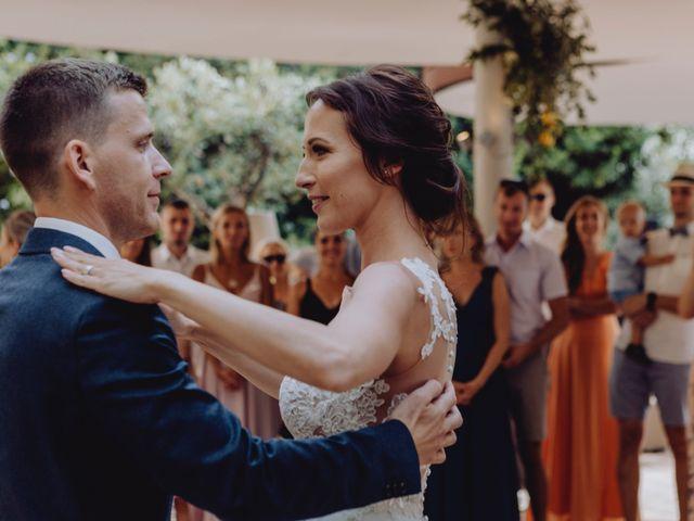 La boda de Nele y Priit