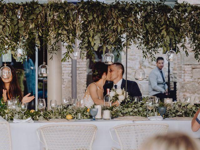 La boda de Priit y Nele en La Bisbal d'Empordà, Girona 49