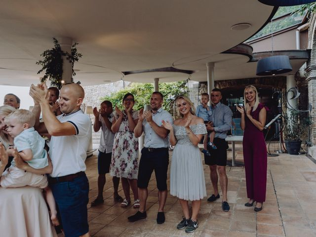 La boda de Priit y Nele en La Bisbal d'Empordà, Girona 55
