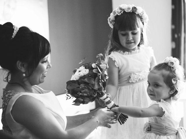La boda de Cristian y Sonia en Rioja, Almería 8