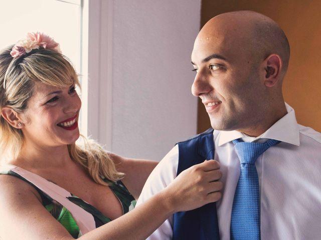 La boda de Cristian y Sonia en Rioja, Almería 16