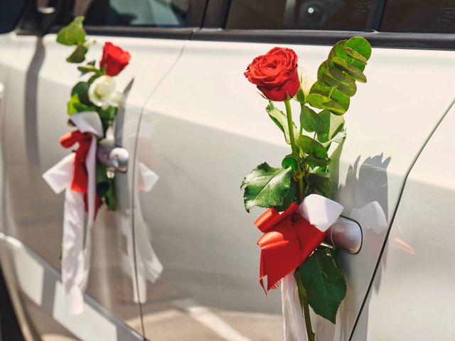 La boda de Cristian y Sonia en Rioja, Almería 20