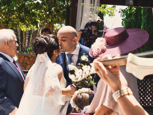 La boda de Cristian y Sonia en Rioja, Almería 26
