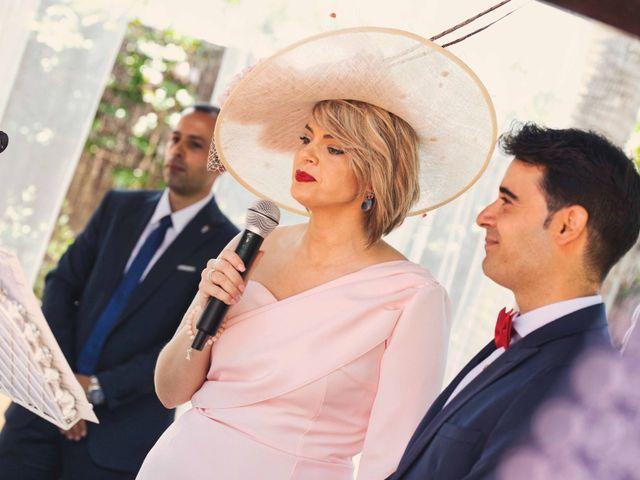 La boda de Cristian y Sonia en Rioja, Almería 28