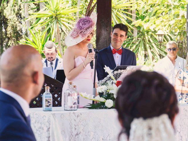 La boda de Cristian y Sonia en Rioja, Almería 29