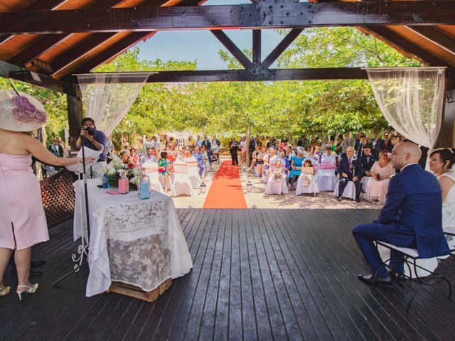 La boda de Cristian y Sonia en Rioja, Almería 30