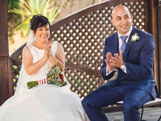 La boda de Cristian y Sonia en Rioja, Almería 31