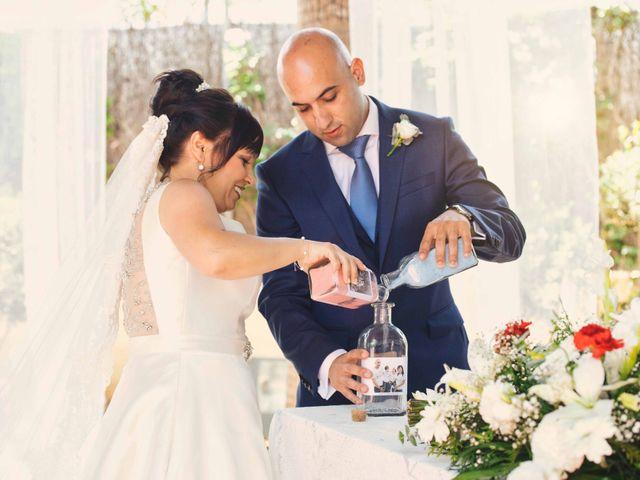 La boda de Cristian y Sonia en Rioja, Almería 36