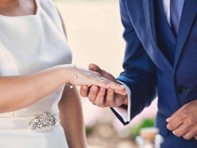 La boda de Cristian y Sonia en Rioja, Almería 37