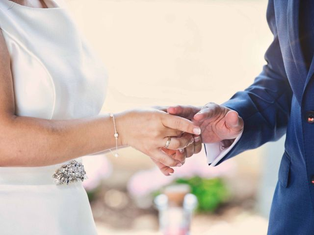 La boda de Cristian y Sonia en Rioja, Almería 38