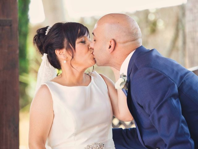 La boda de Cristian y Sonia en Rioja, Almería 39