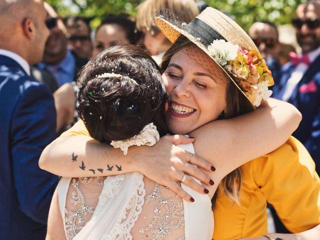 La boda de Cristian y Sonia en Rioja, Almería 43