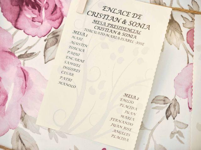 La boda de Cristian y Sonia en Rioja, Almería 47