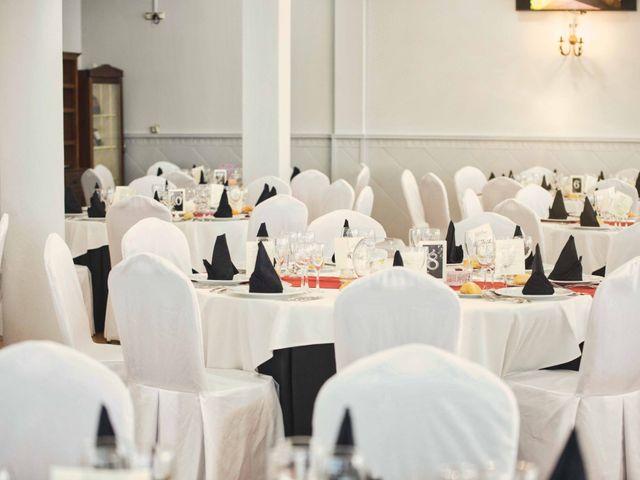 La boda de Cristian y Sonia en Rioja, Almería 48