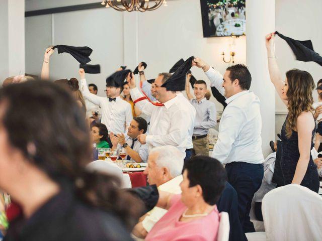 La boda de Cristian y Sonia en Rioja, Almería 49