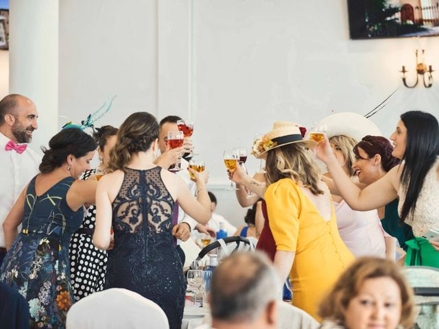 La boda de Cristian y Sonia en Rioja, Almería 52