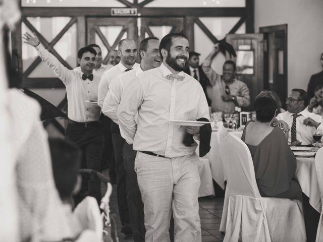 La boda de Cristian y Sonia en Rioja, Almería 53