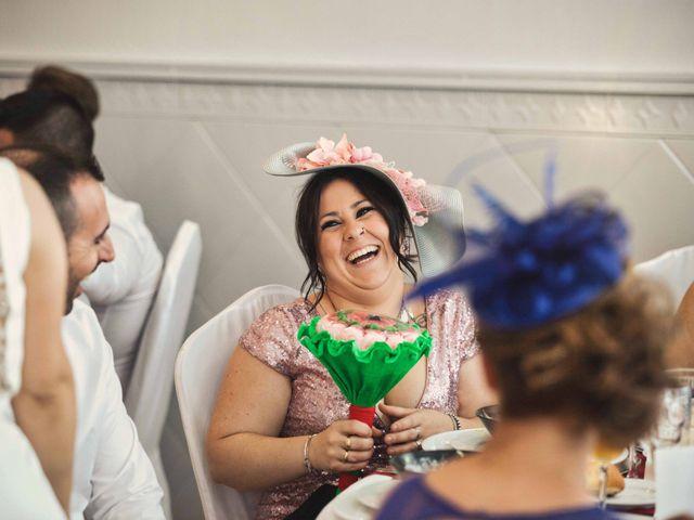 La boda de Cristian y Sonia en Rioja, Almería 55