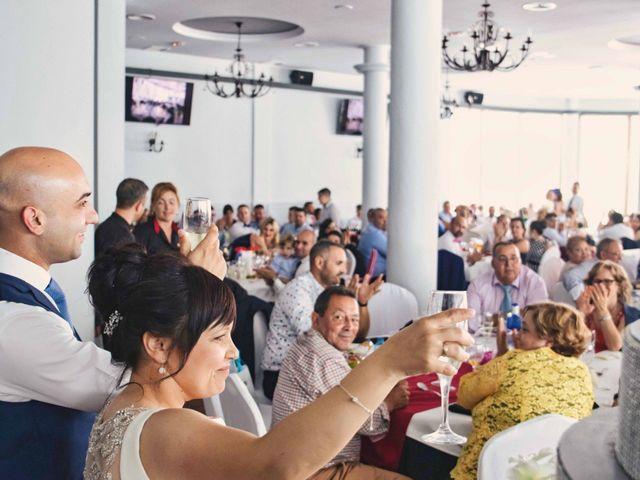 La boda de Cristian y Sonia en Rioja, Almería 58