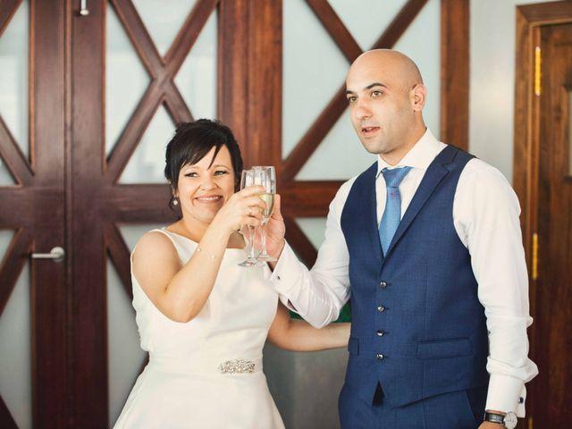 La boda de Cristian y Sonia en Rioja, Almería 59