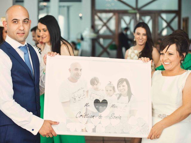 La boda de Cristian y Sonia en Rioja, Almería 60