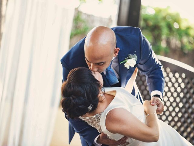 La boda de Cristian y Sonia en Rioja, Almería 62