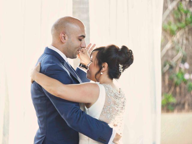 La boda de Cristian y Sonia en Rioja, Almería 63