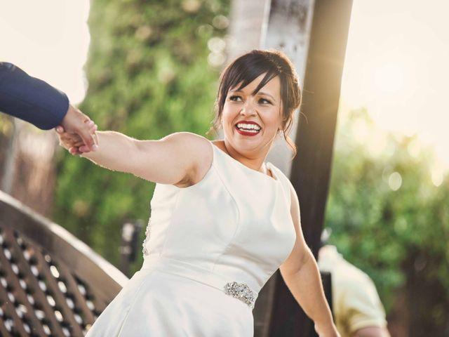La boda de Cristian y Sonia en Rioja, Almería 64