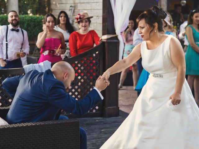 La boda de Cristian y Sonia en Rioja, Almería 67