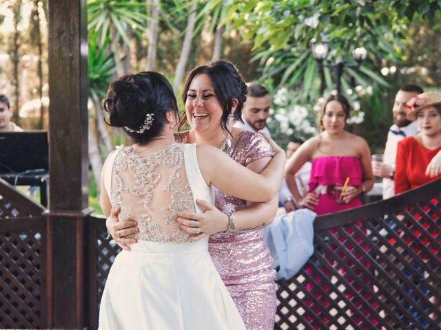 La boda de Cristian y Sonia en Rioja, Almería 69