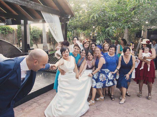 La boda de Cristian y Sonia en Rioja, Almería 71