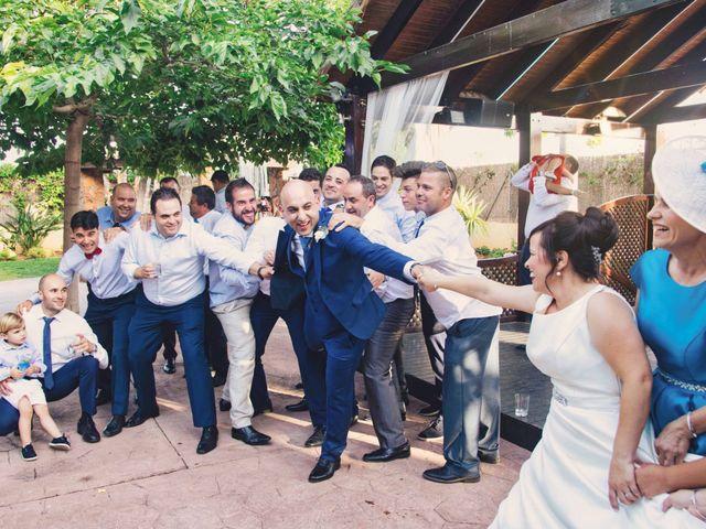 La boda de Cristian y Sonia en Rioja, Almería 72