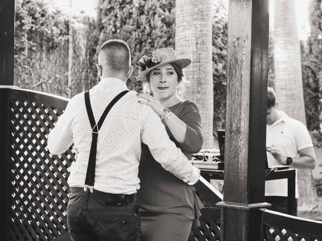 La boda de Cristian y Sonia en Rioja, Almería 76