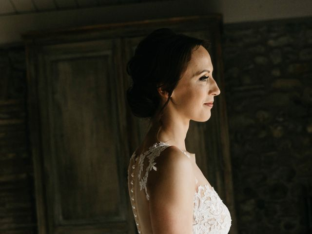 La boda de Priit y Nele en La Bisbal d'Empordà, Girona 17