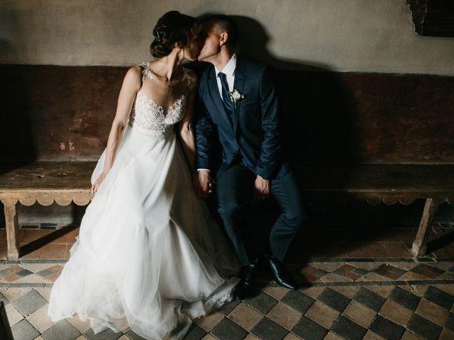 La boda de Priit y Nele en La Bisbal d'Empordà, Girona 43